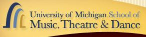 U-M Music School logo